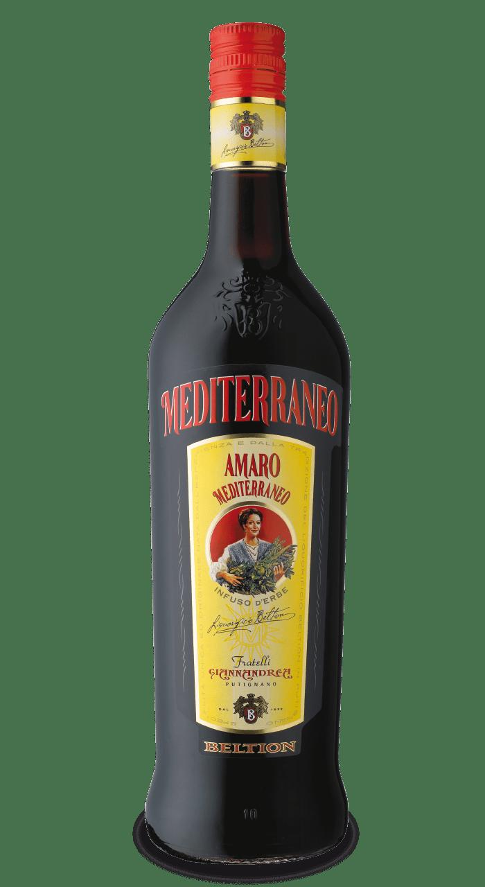 Amaro Mediterraneo Beltion Fratelli Giannadrea