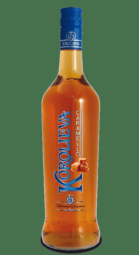 Vodka Korolieva Caramello