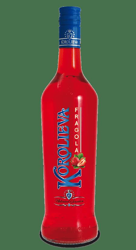 Vodka Korolieva Fragola