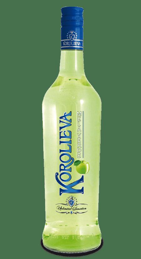 Vodka Korolieva Mela Verde