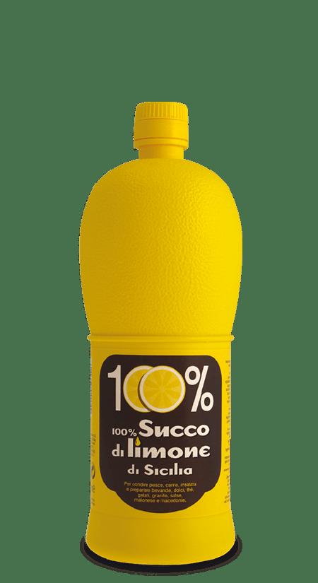 Succo Limone 100%